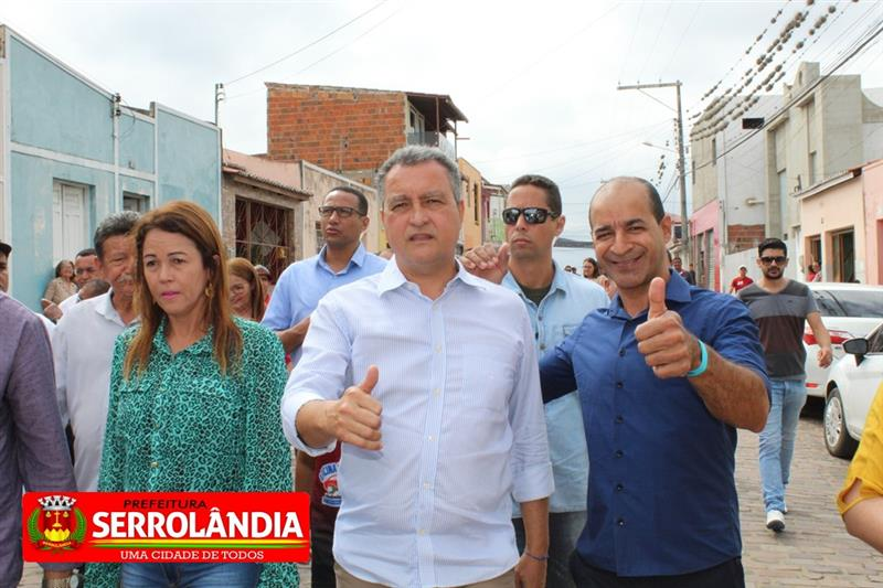 Visita do Governador